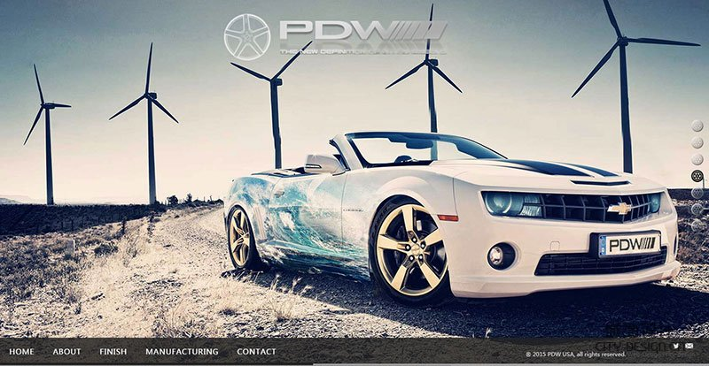 PDW USA WHEEL INC.